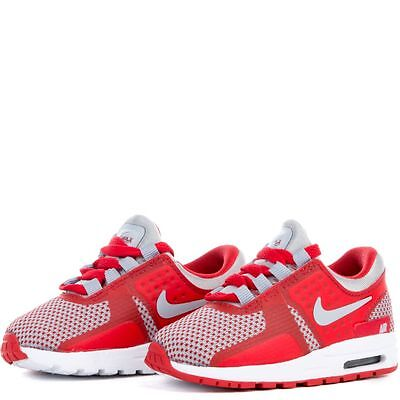 the latest ba0d5 d8683 nike Air Max Zero Essential TODDLER SNEAKERS KIDS RED WHITE US TD 881227-003