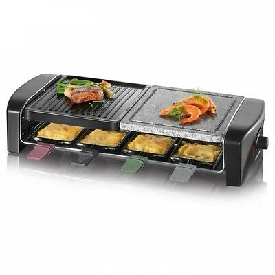 Severin RG 9645 Raclette-Grill / 1300 W / NEU & OVP