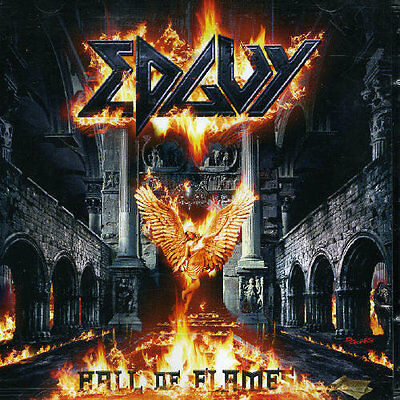 Hall Of Flames - 2 DISC SET - Edguy (2012, CD NUOVO)