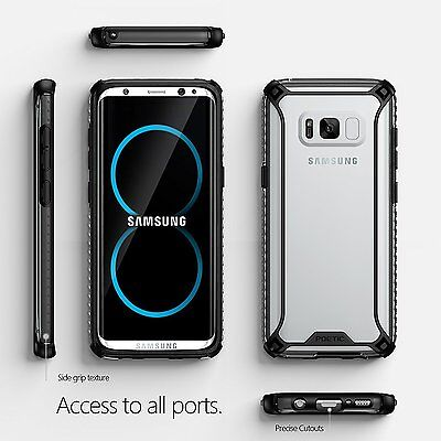 Poetic Affinity Protective Bumper Case for Samsung Galaxy S8/S8 Plus