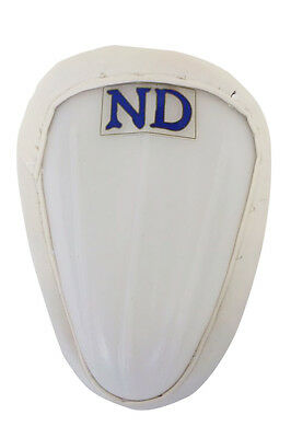ND Youth Abdominal Protection Abdoguard Groin Protector Cricket Box White