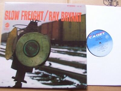 RAY BRYANT,SLOW FREIGHT lp m-/m- cadet records LPS 781(stereo) USA