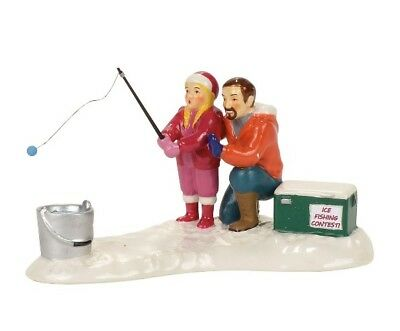 Dept 56 Snow Village Casting For the Opener #4058777 BRAND NEW 2017 Free Ship