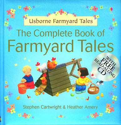 The Complete Book of Farmyard Tales by H. Amery (2004, Hardcover)