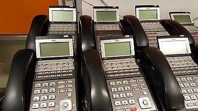 NEC IP3NA-24TXH UX5000 Digital Business Display Phone