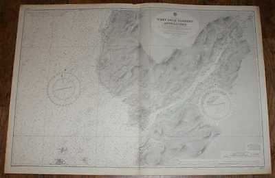 Nautical Chart No. 2477, Scotland - West Coast, West Loch Tarbert and Approaches