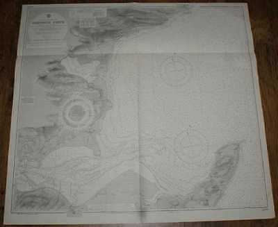 Nautical Chart No. 2170, Scotland - NE Coast, Dornoch Firth, 1:25,000, 1974