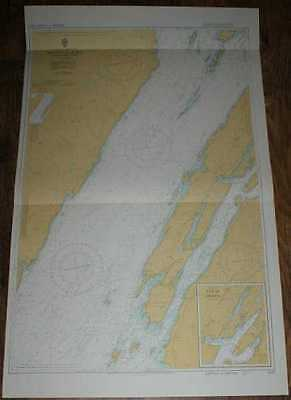 Nautical Chart No. 2397, Scotland - West Coast, Sound of Jura.1:25,000, 1975