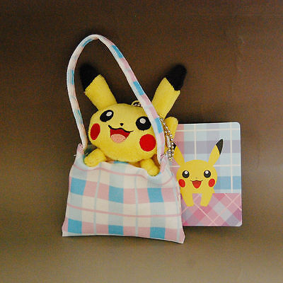 100% NEW Authentic Japanese Pokemon Center Pikachu Plush Doll JAPAN ANIME Manga