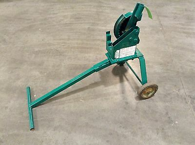 Greenlee 1800 Mechanical Bender for 1/2, 3/4, and 1-Inch IMC/Rigid Conduit