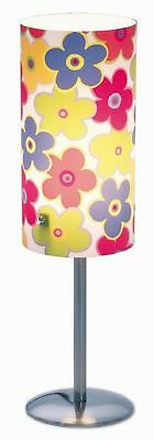 Quandt Children Room Table Lamp Classic Flowers Children Lamp Table Lamp