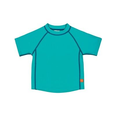 Lässig Baby Boy's UV protection swim Shirt lagoon shortsleeve