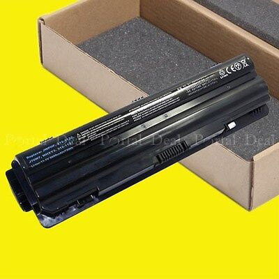 9cell Battery For DELL JWPHF J70W7 R795X WHXY3 XPS L401x R4CN5 W3Y7C 0R4CN5