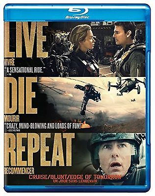 Live Die Repeat: Edge of Tomorrow [Blu-ray]