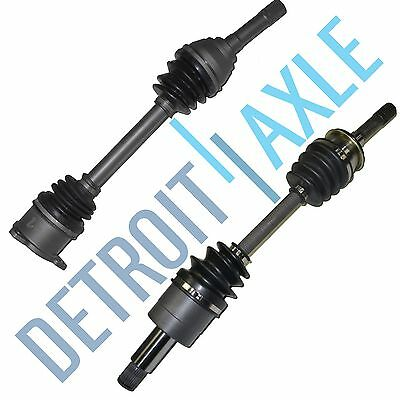Both Front Driver and Passenger Side CV Axle Shaft for Chevy Tracker and Suzuki