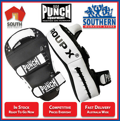 Punch Equipment Kick Strike Pads Group X Boxing Muay Thai MMA Sparring Training