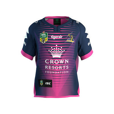 Melbourne Storm 2017 WIL Pink Jersey Mens, Womens & Kids Sizes Women In League