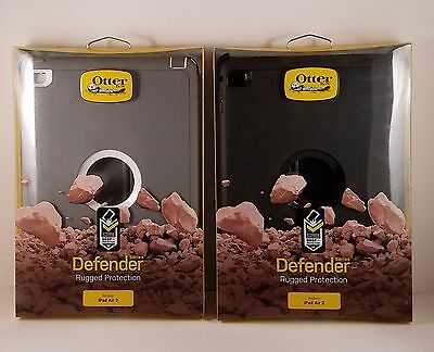 NEW OEM Authentic Otterbox Defender Series Case For Apple iPad Air 2
