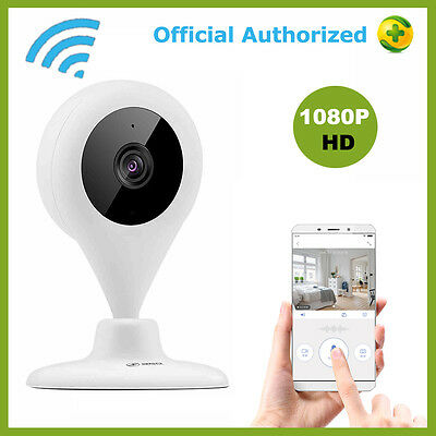 360 Wireless wifi Smart Camera Home Security Video IP Webcam 4 Pet Baby Monitor
