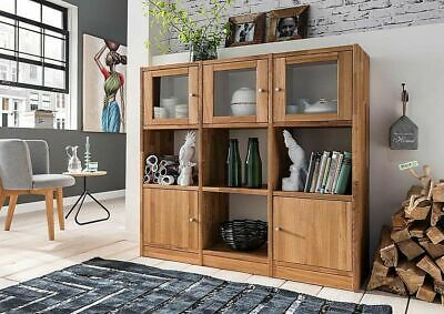 massivholz b cherregal 48x198x21cm kiefer gelaugt ge lt cd regale dvd b ro regal eur 242 00. Black Bedroom Furniture Sets. Home Design Ideas