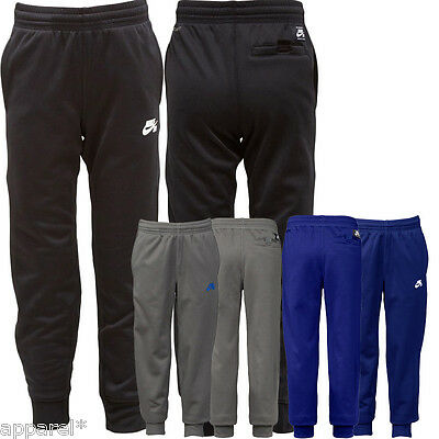 Nike Junior Boys Fleece Joggers Tracksuit Bottoms Track Sweat Jogging Pants