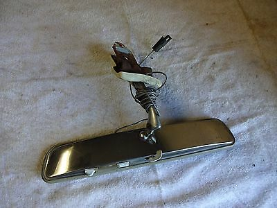 1968 1969 70 71 72 Skylark GS Chevelle SS GTO 442 F85 Map Light Rear View Mirror