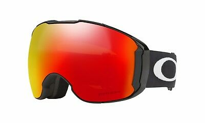 Oakley Asian Fit Airbrake XL Matte Blk w/ PrzmTorch & Pers SNOW GOGGLE OO7078-01
