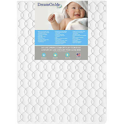 Dream On Me Happy Space Play Yard Firm Foam Mattress