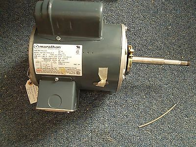 USED Motor for Commercial 75 lb Dryers M411191P