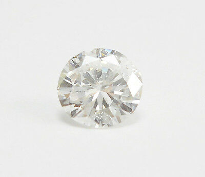 .29 Carat Round Brilliant Cut Loose Natural Certified Diamond I1 F #2875