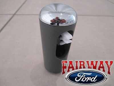 NEW OEM 07-08 Ford F150 Console Gear Shifter Gray Handle Knob 5L3Z7213V