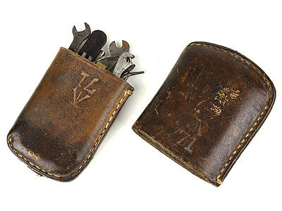 WWI British Royal Flying Corps Instrument Tool Case