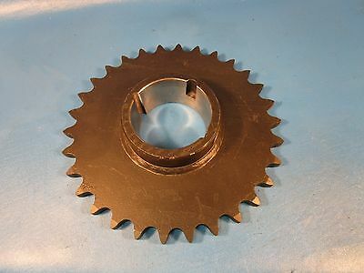 Martin 80BTB30 2517,Taperbushed Sprocket; 80 Chain; 1 Strand; 30 Teeth, USA