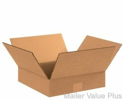 25  16x16x4 Shipping Boxes Packing Moving Storage Cartons Cardboard Mailing Box