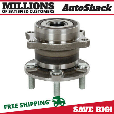 Rear Wheel Hub Bearing Assembly For Subaru Impreza Forester Legacy Outback BRZ