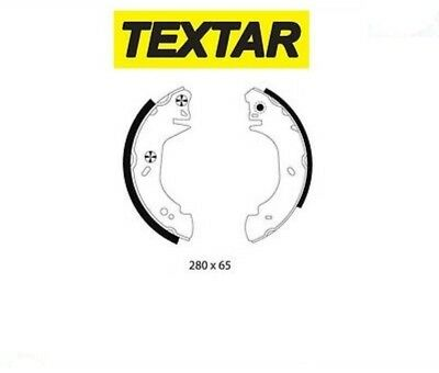 91044201 Kit ganasce freno (TEXTAR)