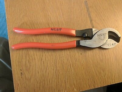 Heavy Duty Wire Cutter Stripper Cable Electrical Tool Copper High Leverage