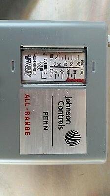 Johnson Controls P170AA-118C Condenser Fan Cycling Control