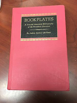 Bookplates reference book