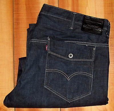 Men's new Levis 569 LOOSE STRAIGHT jeans size 40x32