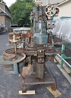 "American Can ""Canco"" automatic can seamer Model 08"
