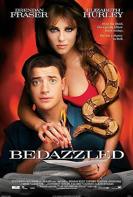 """Bedazzled Movie Poster 18"""" x 28"""" ID:1"""
