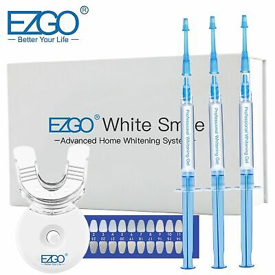 bright white smile teeth whitening kit pro system 4 bleaching gels