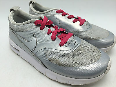 522529fb26c9 1C3 Nike Lace Up Sneakers Running Comfy Athletic Walking Girls Shoes Size  13.5C