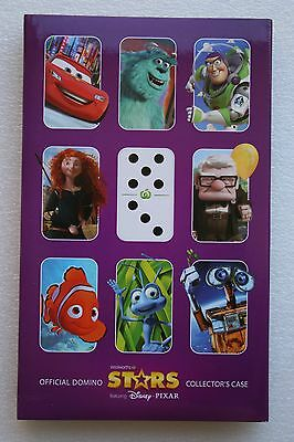 Woolworths Disney Pixar Dominoes full set of 44 with collectable case
