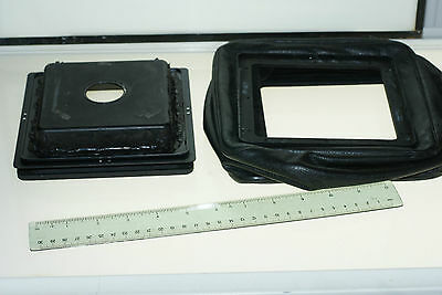 Various lens boards #2 (Toyo , Sinar, Linhof, Plaubel and others)