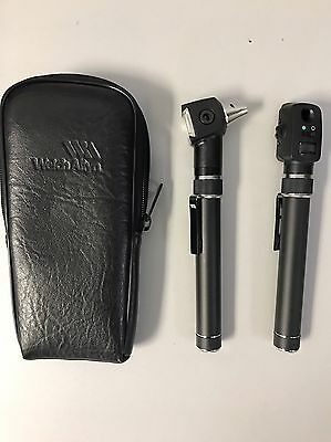 Welch Allyn Pocketscope Otoscope Ophthalmoscope Set with Case. Works Great!