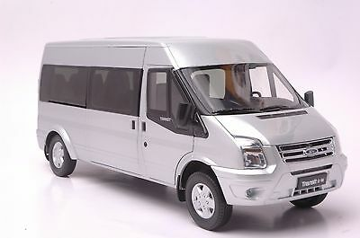 2014 Ford Transit car model in scale 1:18