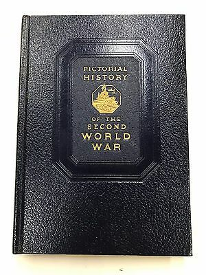 Pictorial History Of The Second World War Volume 8 1st Edition Copyright 1948