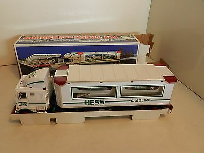 Hess 1997 Truck and Racers